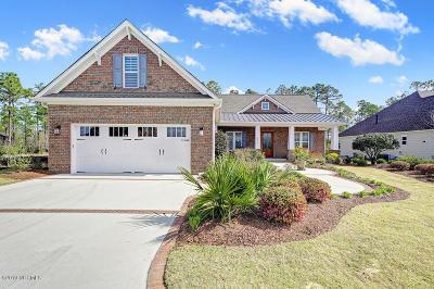 Leland Single Family Home For Sale: 8450 N Pine Breeze Lane NE