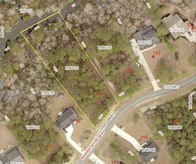 Sneads Ferry Residential Lots & Land For Sale: 119 Marina Wynd Way