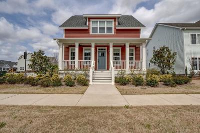 Wilmington Single Family Home For Sale: 227 Trawlers Way