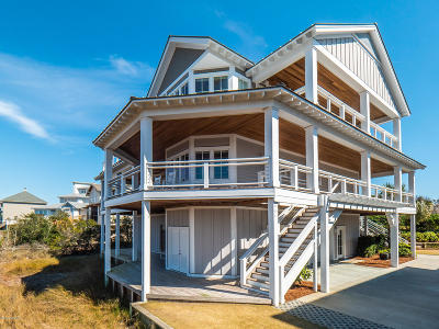 Wilmington Single Family Home For Sale: 415 Beach Road N