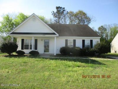 Edgecombe County Single Family Home For Sale: 2309 Liriope Drive