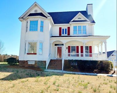 Rocky Mount Single Family Home For Sale: 105 Hearthstone Court