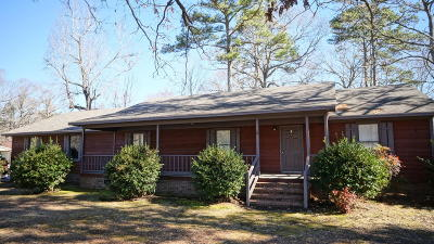 New Bern Single Family Home For Sale: 1986 Possum Trot Road