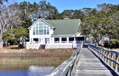 Ocean Isle Beach Single Family Home For Sale: 6835 Roberta Road SW