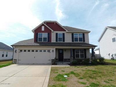 Jacksonville NC Single Family Home Pending: $199,900