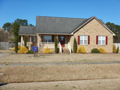 Greenville NC Single Family Home For Sale: $101,000