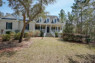 Holden Beach Single Family Home For Sale: 635 Valverda Street SW