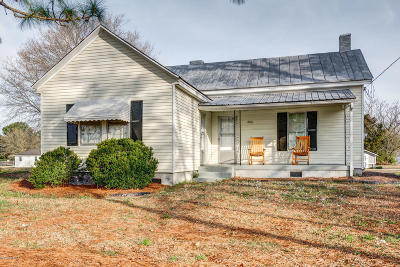 Rocky Mount Single Family Home For Sale: 8416 Bend Of The River Road