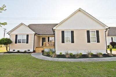 Swansboro Single Family Home For Sale: 105 Echo Ridge Road
