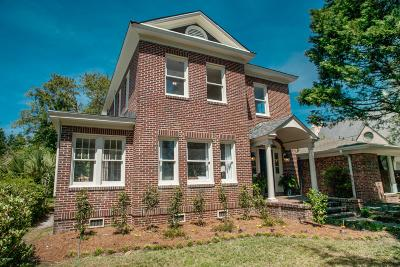 New Hanover County Single Family Home For Sale: 1517 Market Street
