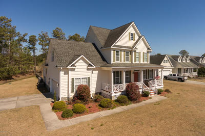 Morehead City Single Family Home For Sale: 1713 Ivory Gull Drive