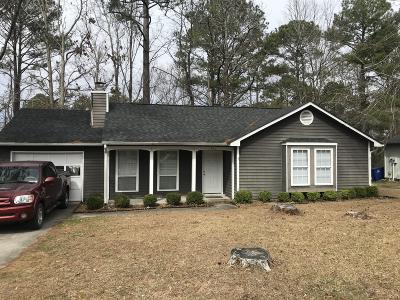 Onslow County Single Family Home For Sale: 411 Mark Lane