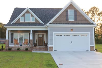 Farmville Single Family Home For Sale: 3660 New Town Court