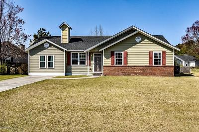 Midway Park NC Single Family Home For Sale: $150,000