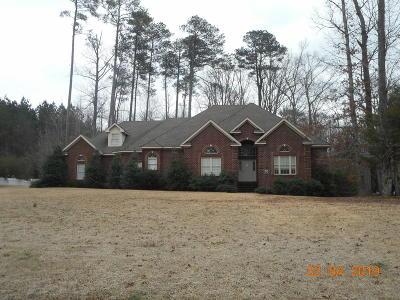 Nash County Single Family Home For Auction: 6675 Maranatha Drive