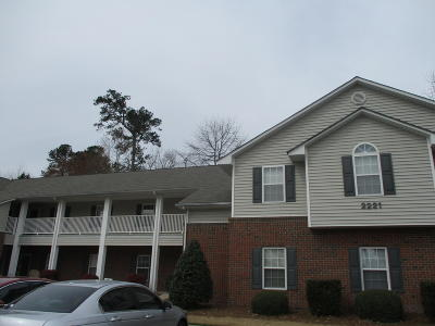Greenville Condo/Townhouse For Sale: 2221 Locksley Woods Drive #G