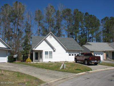 New Bern Single Family Home For Sale: 3201 Granville Court