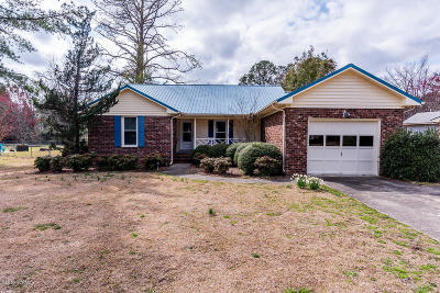Trent Woods Single Family Home For Sale: 3310 Tack House Road
