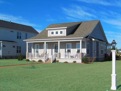 Beaufort Single Family Home Active Contingent: 308 Ibis