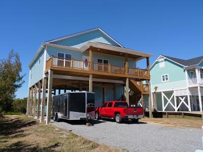 Holden Beach Single Family Home For Sale: 151 Sailfish Street