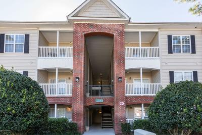 Wilmington NC Condo/Townhouse For Sale: $152,000