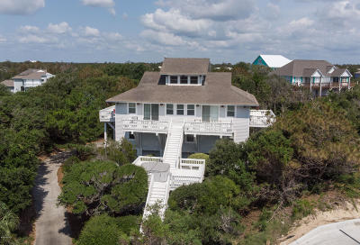 Emerald Isle Single Family Home For Sale: 103 Salt Spray Court