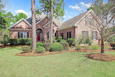 Bolivia Single Family Home For Sale: 1458 Creeping Forest Drive SE