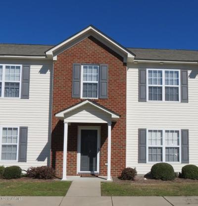 Winterville Condo/Townhouse Active Contingent: 4263 Dudleys Grant Drive #C