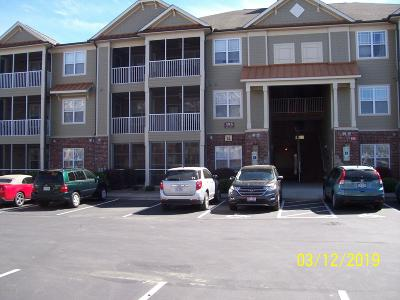 Crow Creek Condo/Townhouse For Sale: 395 S Crow Creek Drive NW #1408