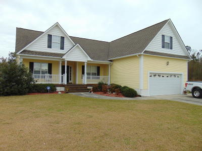 Newport Single Family Home For Sale: 715 Mandolin Lane