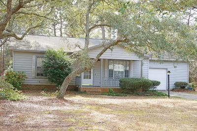 Calabash Single Family Home Pending: 1099 Harbor Drive SW