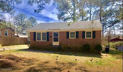 Nash County Single Family Home For Sale: 1145 Paul Street