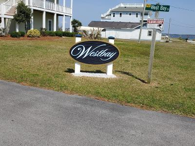 Harkers Island Residential Lots & Land For Sale: 136 Westbay Circle