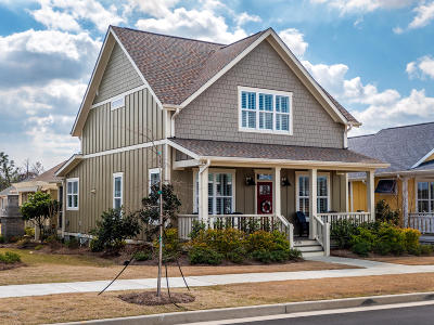 Wilmington Single Family Home For Sale: 4526 Old Towne Street