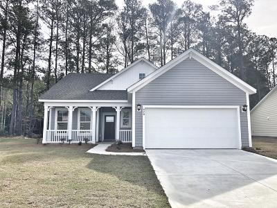 Calabash Single Family Home For Sale: 620 Dellcastle Court