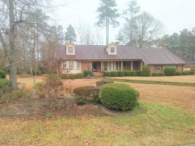 Whiteville NC Single Family Home For Sale: $215,000