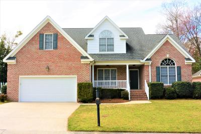 Greenville Single Family Home For Sale: 214 Adams Boulevard