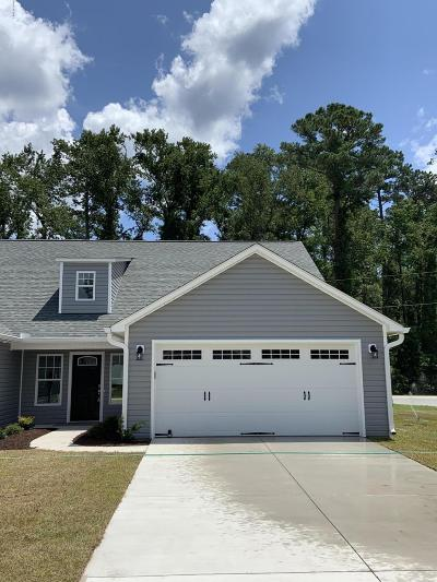 New Bern Condo/Townhouse For Sale: 100 Catfish Court