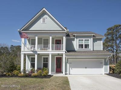 Wilmington Single Family Home For Sale: 109 Overlook Drive