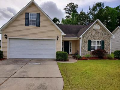 New Bern Single Family Home For Sale: 110 Saratoga Lane