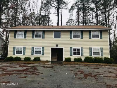 Havelock NC Multi Family Home For Sale: $160,000