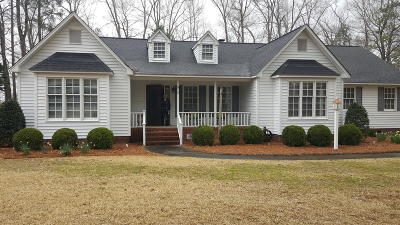 Greenville NC Single Family Home For Sale: $225,000