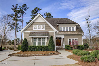 Wilmington Single Family Home For Sale: 704 Autumn Crest Place