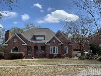 Wilmington Single Family Home For Sale: 1605 Country Club Road