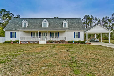 Supply Single Family Home For Sale: 790 Little Macedonia Road NW
