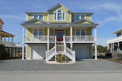Holden Beach Island NC Single Family Home For Sale: $1,000,000