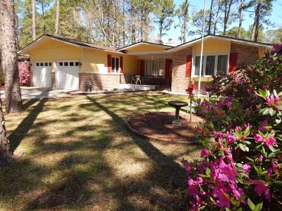 Carolina Shores Single Family Home For Sale: 12 E Pine Court SW