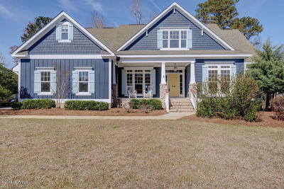 Wilmington Single Family Home For Sale: 8848 Tilbury Drive