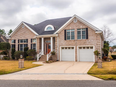 St James Single Family Home For Sale: 3561 Sanderling Drive SE
