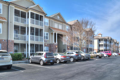 Calabash Condo/Townhouse For Sale: 395 S Crow Creek Drive #1116